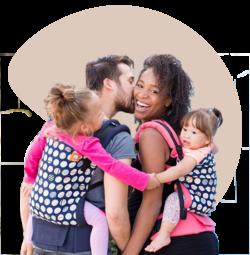 babywearing-family